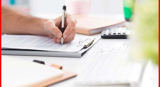 Déclaration impôt fiduciaire Court