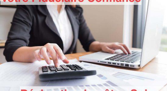 Fiduciaire déclaration impôts tarifs Mollens VS