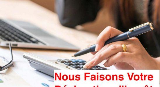 Fiduciaire remplir déclaration impôts Salvan