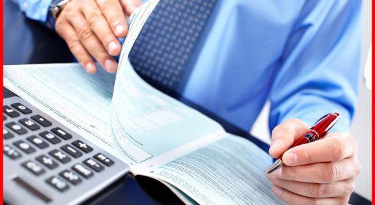 Fiduciaire remplir déclaration impôts entreprise Saillon