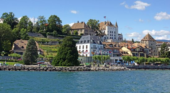 Switzerland-02876 - Nyon